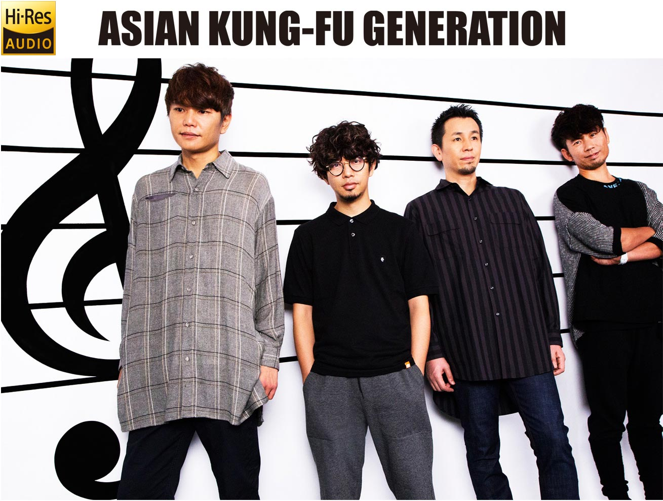 ASIAN KUNG-FU GENERATION特集