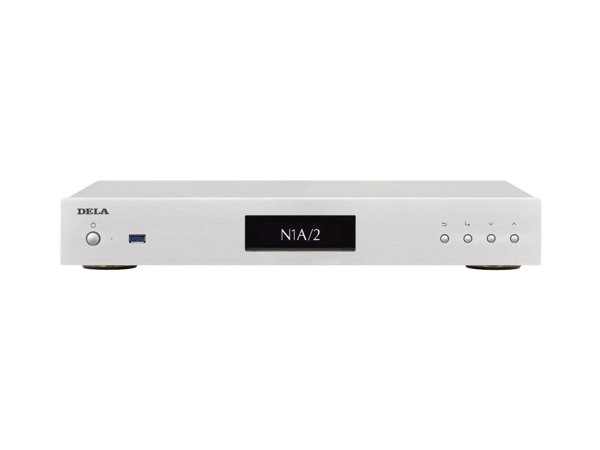 デジタルミュージック・ライブラリー「DELA N1、N1/2シリーズ」が、moraで購入した楽曲の自動ダウンロードに対応
