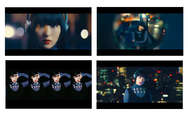 次世代ラップシンガー・DAOKO ×ソニーワイヤレスヘッドホン「h.ear」シリーズ コラボミュージックビデオ 10月31日(火)公開