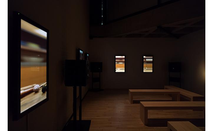 渋谷ワタリウム美術館にて『坂本龍一 | 設置音楽展』開催中
