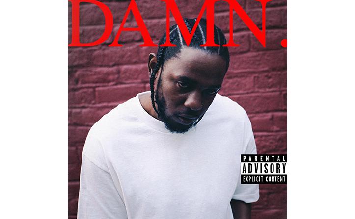 Kendrick Lamarが新AL『DAMN.』リリース