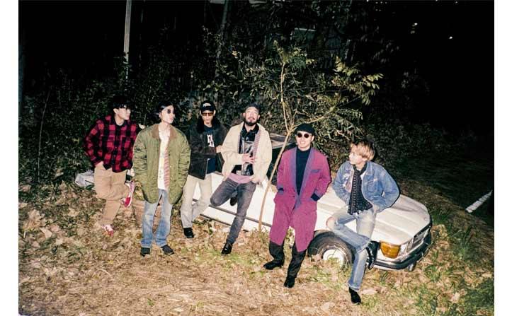 Suchmos新曲「808」(Honda「VEZEL」CMソング)配信中!