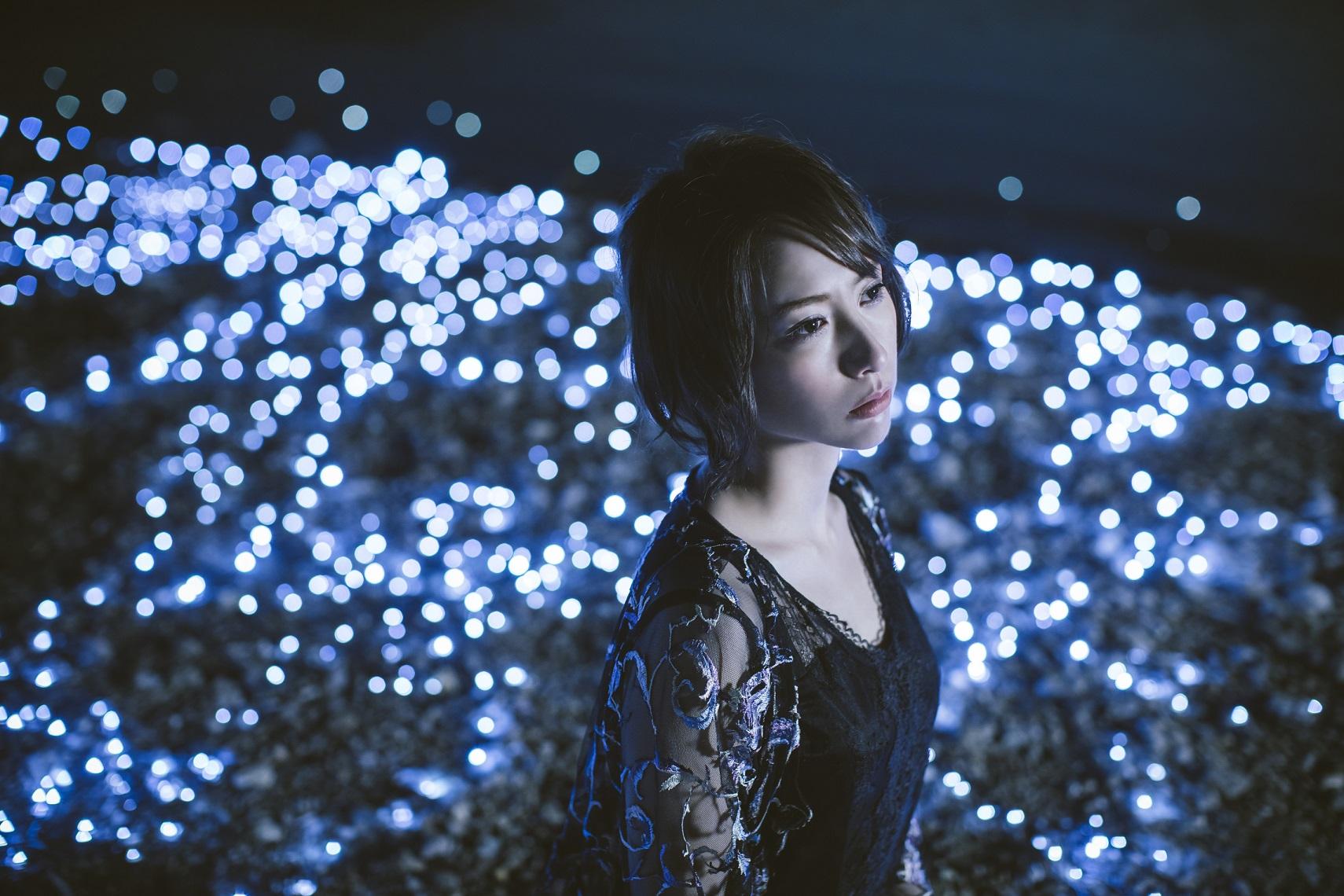 藍井エイル、武道館復活ライブに1万人熱狂!新曲「アイリス」は『ソードアート・オンライン』テーマソング!