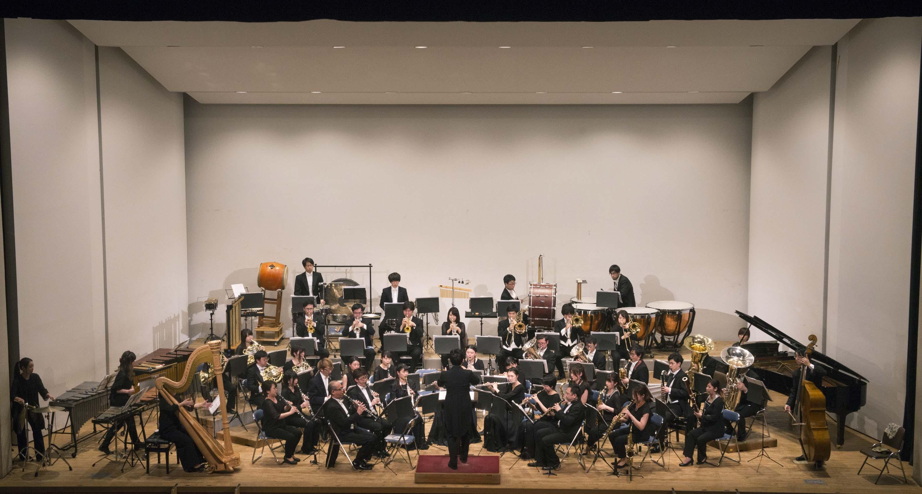 大人による大人のための吹奏楽を高音質で ジャパン ウィンド プレイヤーズ Moraトピックス