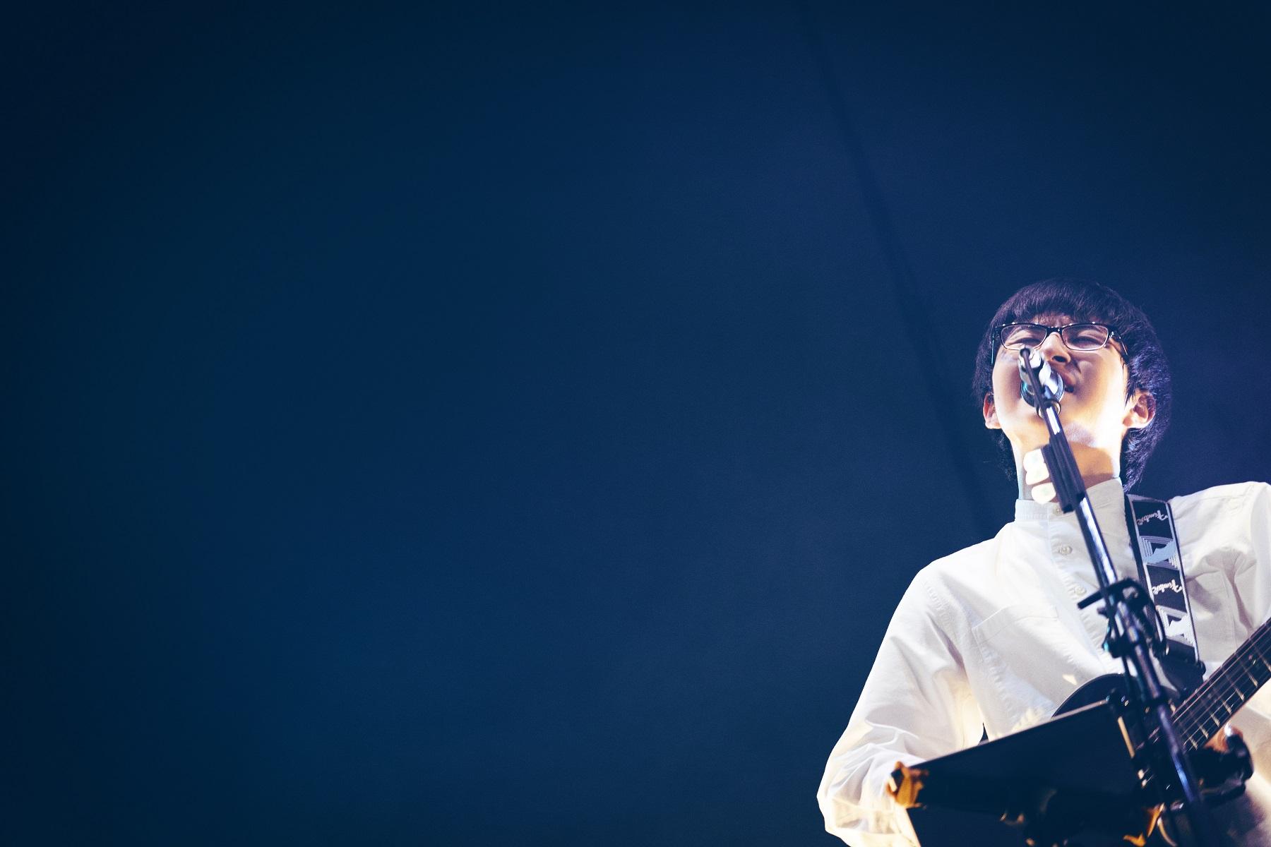 【新曲&ライブレポ】崎山蒼志、フジ連続ドラマ主題歌含む2曲入り配信シングルリリース!