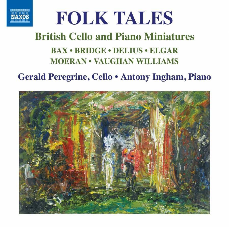 【クラシック新譜】虫の羽音や葉のざわめきとブレンドしたい音楽──NAXOSレーベル5月新譜『イギリスのチェロとピアノのための小品集』