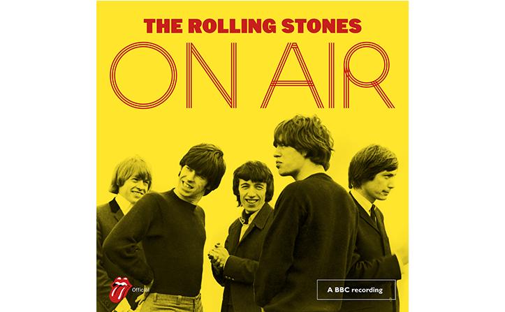The Rolling Stones / 特製『オン・エア』ラジオ プレゼント!